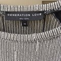 Generation Love Top black & silver Image 2