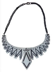 Melody Ehsani Tribal Geometric Princess Bib