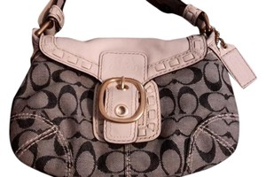 Coach Vintage Gently Used Shoulder Bag