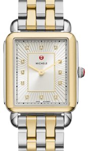 Michele NEW DECO II 2 TONES MOP WATCH MWW06X000027