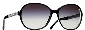 Chanel Chanel LIKE NEW 2017 Polarized Round Chain 5304 Sunglasses