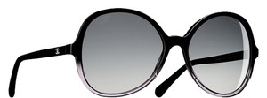 Chanel Chanel LIKE NEW 2017 Polarized Oval Signature Sunglasses 5351