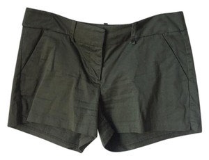 Mossimo Supply Co. Dress Shorts Army Green