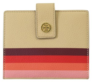 Tory Burch New TORY BURCH Multicolor Passport Holder Wallet