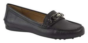 Coach Fortunata Loafers Loafers Black Flats