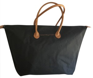 Bloomingdale's Tote in black