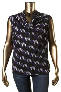 Kasper Top Plum Multi