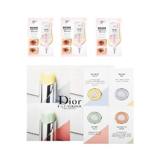 Dior Dior and IT cosmetics