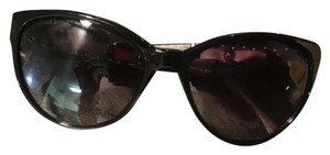 Chanel Cat Eye sunglasses with Leather