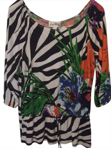 Joseph Ribkoff Top Multi color