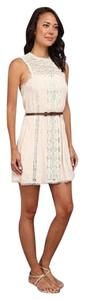 Dolce Vita short dress Cream on Tradesy