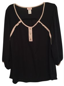 Spin Top Black