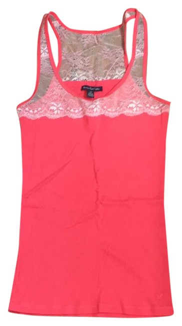 Preload https://item4.tradesy.com/images/american-eagle-outfitters-tank-top-peach-20774808-0-1.jpg?width=400&height=650