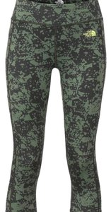 The North Face The North Face pulse green yoga running capris