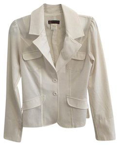 Hot Kiss white Blazer