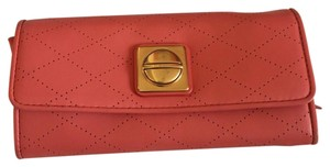 Marc by Marc Jacobs Wristlet in coral