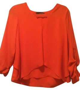 Sugarlips Datenight Girlsnight Top Orange