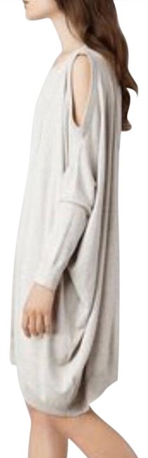 Item - Oyster Sago Mid-length Casual Maxi Dress Size 6 (S)
