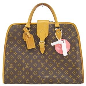 Louis Vuitton Lv Rivoli Monogram Business Handbag Tote