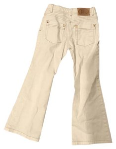 Burberry Flare Leg Jeans-Light Wash