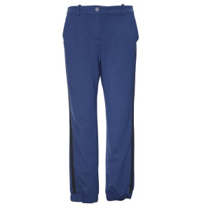 J.Crew Sweatpant Spandex Trouser Pants Pebble Blue