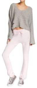 Wildfox Athletic Pants ghost pink