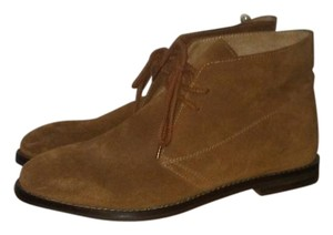 Johnston & Murphy Suede & Ankle Tan Boots