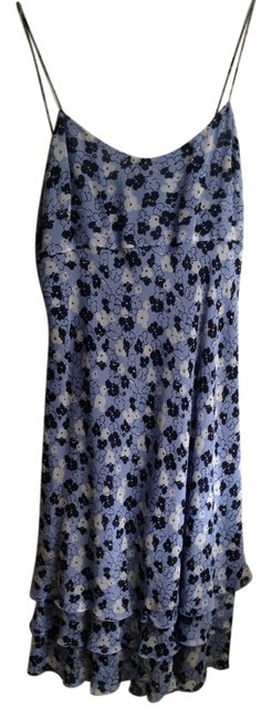 Preload https://item4.tradesy.com/images/ann-taylor-blue-floral-print-knee-length-night-out-dress-size-8-m-2077638-0-0.jpg?width=400&height=650