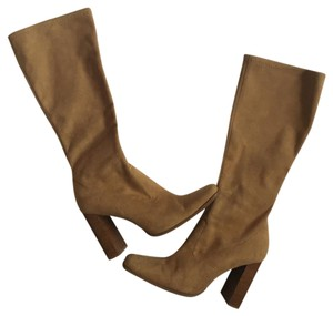 Candie's Tan, Brown Boots