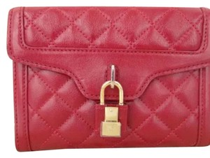Burberry Burberry Bifold Wallet Red