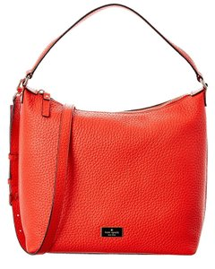Kate Spade Prospect Place Kaia Pebbled Leather Hobo Bag