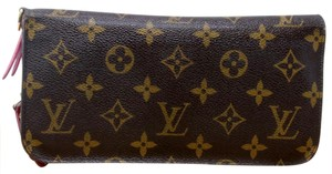 Louis Vuitton Louis Vuitton Portefeiulle Ansoritto Clip LV Monogram Long Wallet