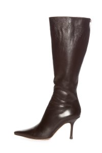 Jimmy Choo Chocolate Brown Boots