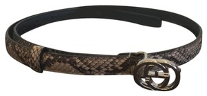 Gucci snakes skin
