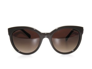 Chanel CHANEL 5313 Round Trendy Sunglasses Brown with Brown lenses