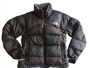 The North Face The North Face Goose Down Filled Nupste 700 Jacket Coat Puffer XS