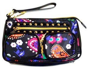 Betseyville Clutch Betsy Johnson Wallet Wristlet in Floral