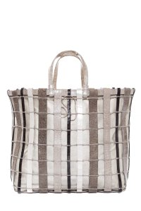 Nancy Gonzalez Tote in Grey