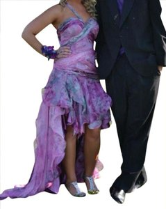 Dave & Johnny Prom Pageant High-low Dress