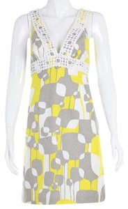 Trina Turk Cotton Print Dress