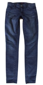 Sinclair Jeans Co Indigo Skinny Pants Blue