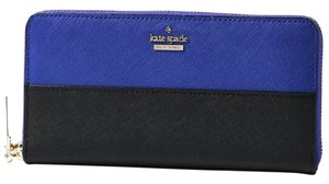 Kate Spade New York Cameron Street Lacey Wallet Nightlife Blue / Multi Clutch