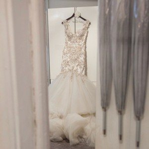 Custom Made Wedding Dress Wedding Dress