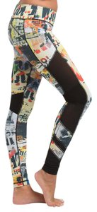 Vimmia Vimmia Graffiti Mesh Leggings