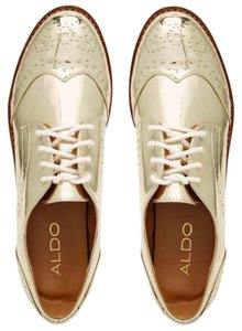 ALDO Metallic Platforms