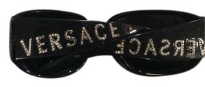 Versace Black Versace sunglasses