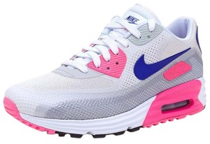 Nike Fitness Sneaker Air Max White/Concord Zen Grey/Pink Glow Athletic