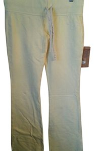 True Religion Flare Pants Yellow