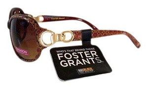 Foster Grant NWT. Foster Grant Max Block Sunglasses. Scratch Resistant Lenses