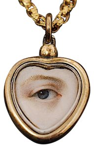 Vintage C1810 Edith Weber Antique Jewelry NYC Lovers EYE $7500 in 2003 c1810